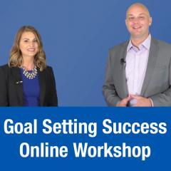 Goal Setting Success Online Course